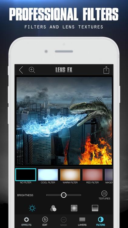LensFX Epic Photo Effects screenshot-3