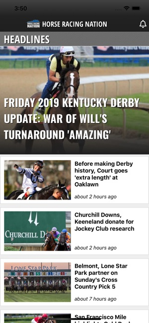 Horse Racing Nation on the App Store