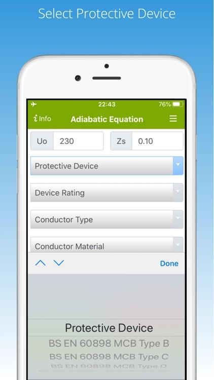 Adiabatic Equation Calculator screenshot-3