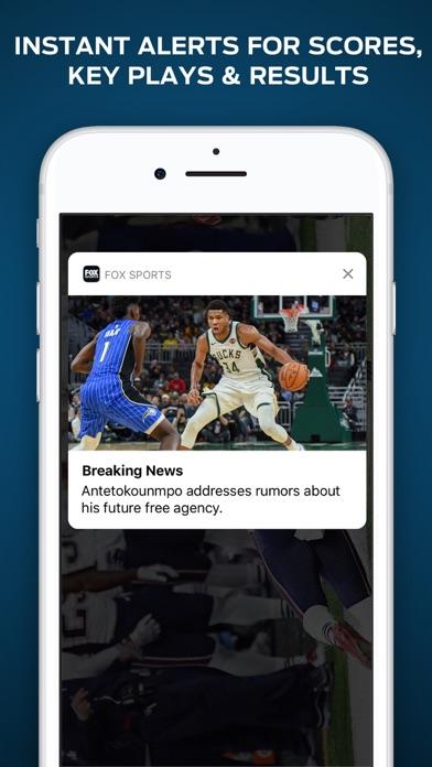 FOX Sports: Watch Live app image