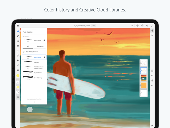 Adobe Fresco: Draw & Paint screenshot 20