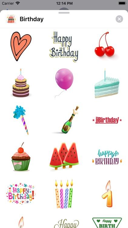 100+ Happy Birthday Wish Pack screenshot-3