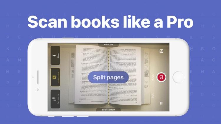 FineScanner PRO-PDF Scanner screenshot-3