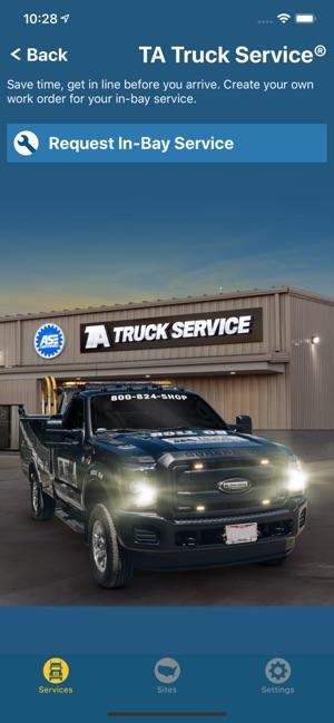 Ta Truck Service >> Trucksmart On The App Store