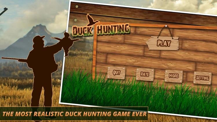 Duck Hunting Simulator 2021