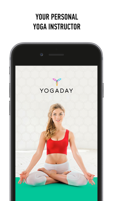 YogaDay — Yoga Videos screenshot one