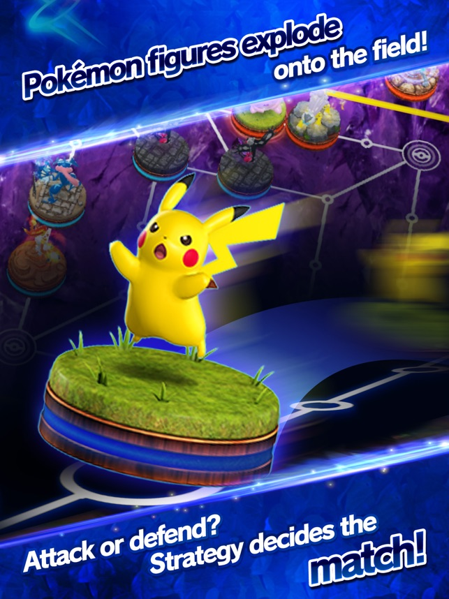 ‎Pokémon Duel Screenshot