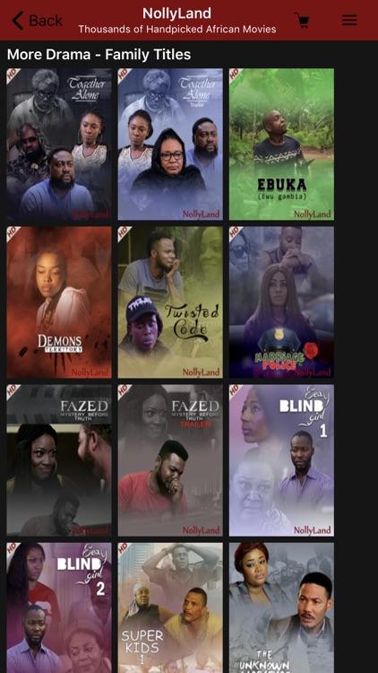 NollyLand - Nigerian Movies screenshot-4