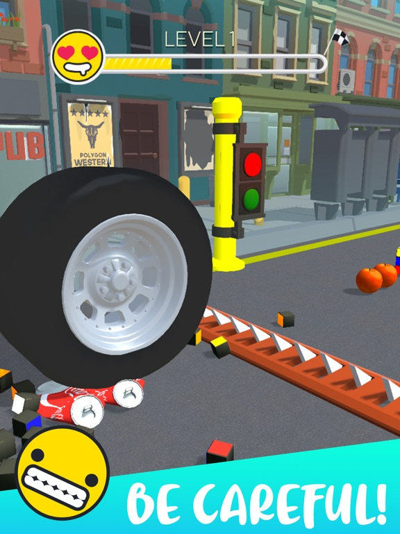 Wheel Smash screenshot 11