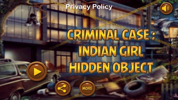 Crime Case : Indian Girl Case