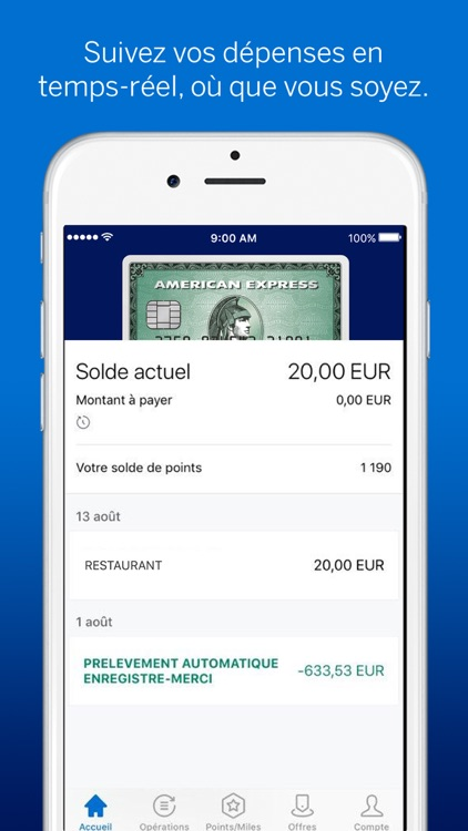 Amex France screenshot-4