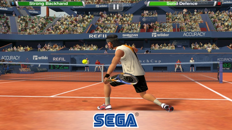 Virtua Tennis Challenge screenshot-3