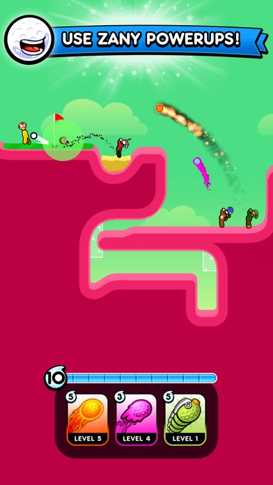 Golf Blitz screenshot 2