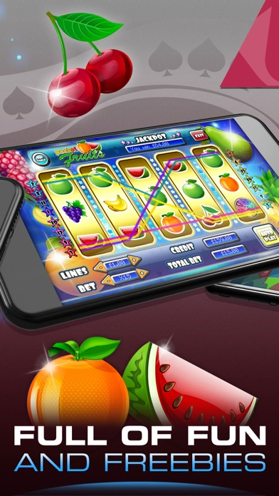 PocketWin Slots screenshot three