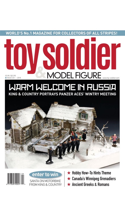 Toy Soldier and Model Figure screenshot-8