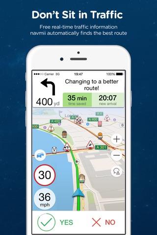 Navmii GPS Netherlands - náhled