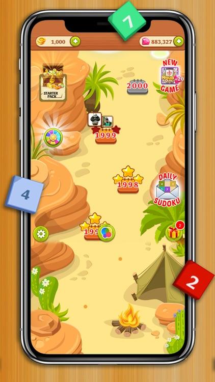 Sudoku Quest Color Soduku Game screenshot-6