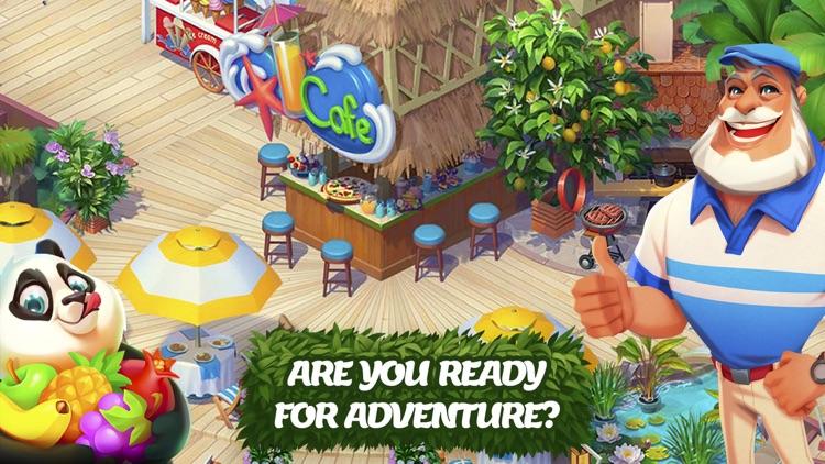 Tropical Forest: Match 3 Mania screenshot-9