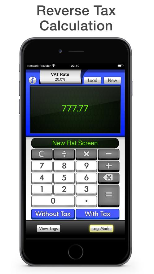 V.A.T. Calculator Pro - Tax Me App 截图