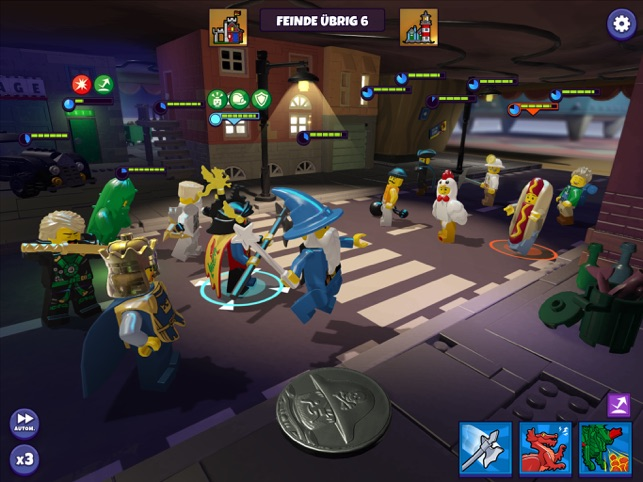 ‎LEGO® Legacy: Heroes Unboxed Screenshot