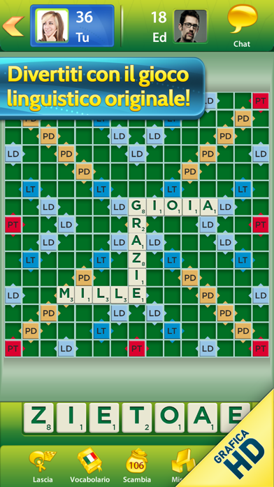 SCRABBLE™ Premium Screenshots