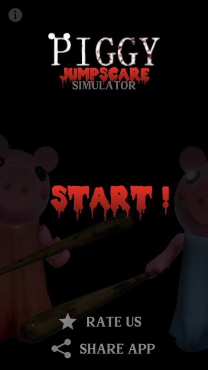 Piggy Jumpscare Simulator