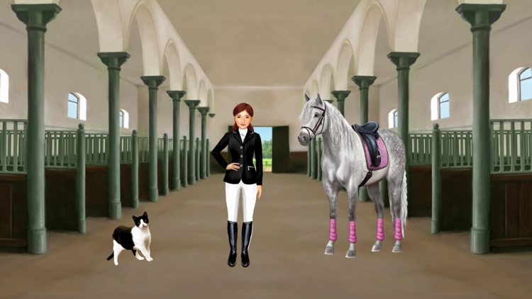 Horse and rider dressing fun screenshot-5
