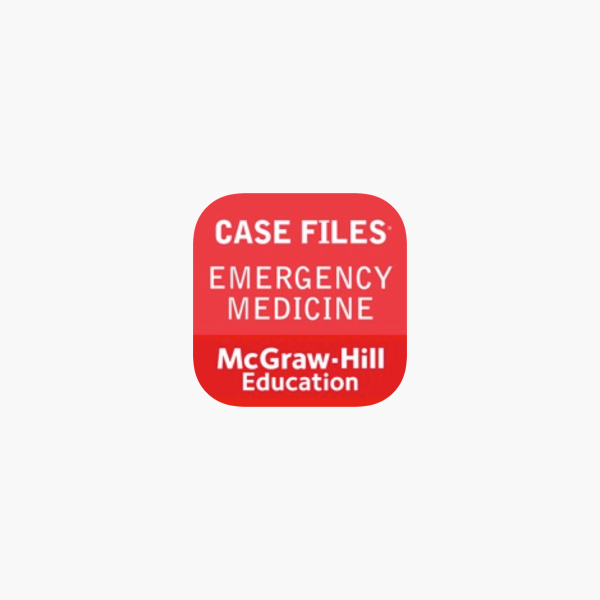 Emergency Medicine Case Files on the App Store