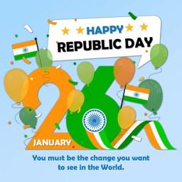 26 January Greetings