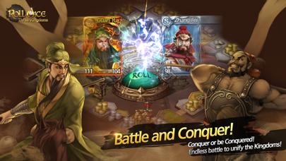 Roll Dice: Three Kingdoms screenshot one