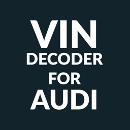 VIN Decoder for Audi