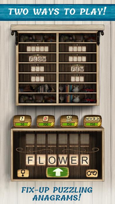 Word Designer: Country Home screenshot 1