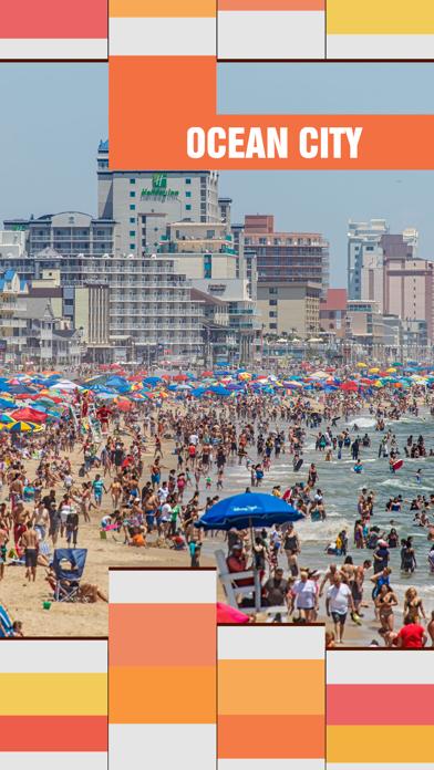 Ocean City Tourism Guide screenshot one