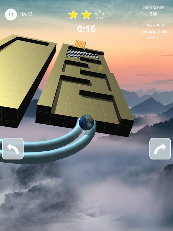 Tilt 360 - ボールバランス3D迷路のおすすめ画像2