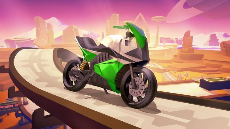 Gravity Rider Zero screenshot-0