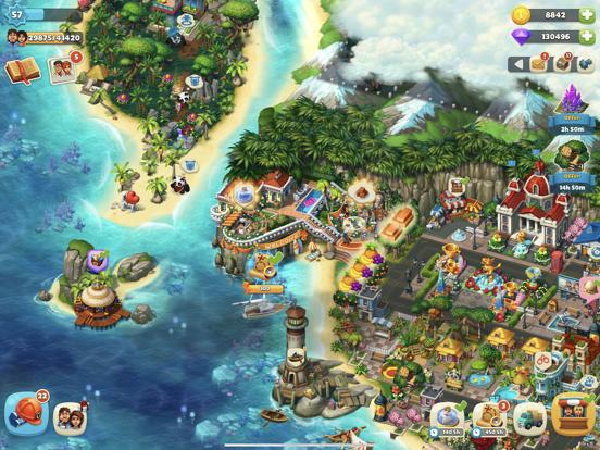 Trade Island на iPad