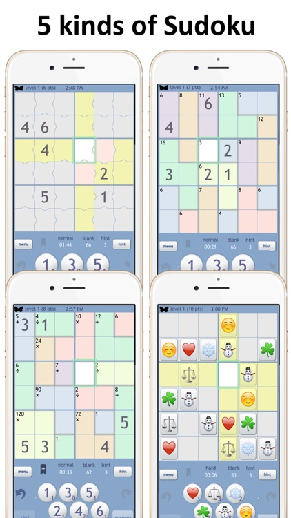 Sudoku 6 screenshot-1