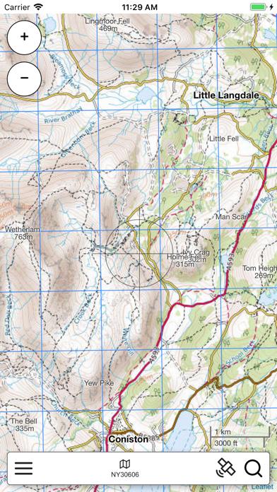 Lake District Outdoor Offline screenshot 2