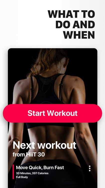 Gym Plan: Workouts & Fitness screenshot-5