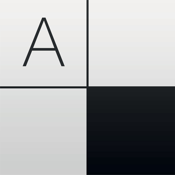 Clean Crosswords – the Free Crossword Puzzle App for iPad icon