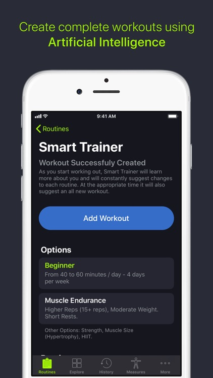SmartGym: Gym & Home Workouts