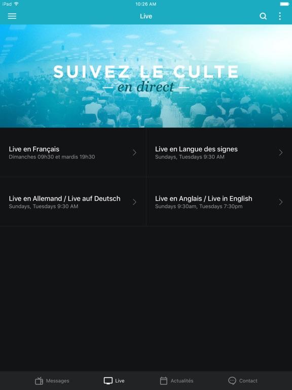 Screenshot #5 pour La Porte Ouverte Chrétienne