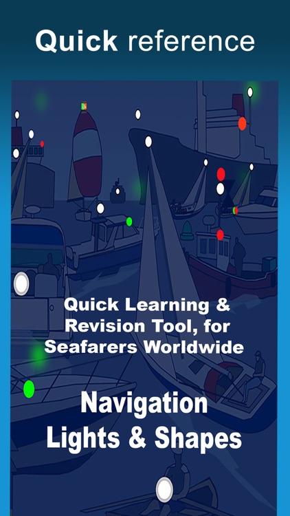 ColRegs: Nav Lights & Shapes