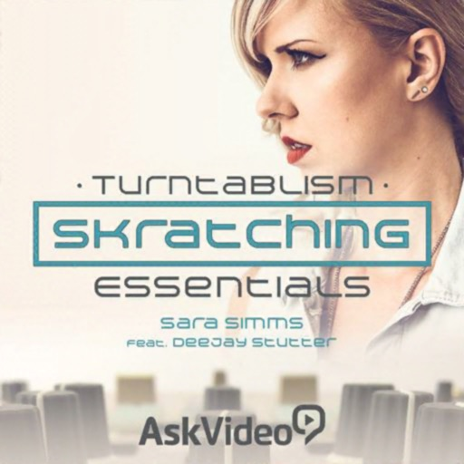 Skratching For Turntablism