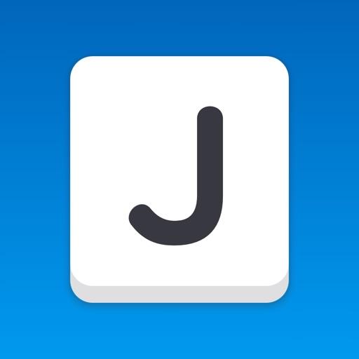 JMBL – Word Jumble Game icon