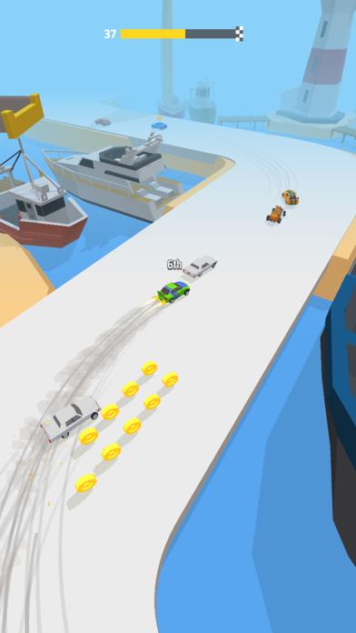 Drifty Race! Screenshot 4