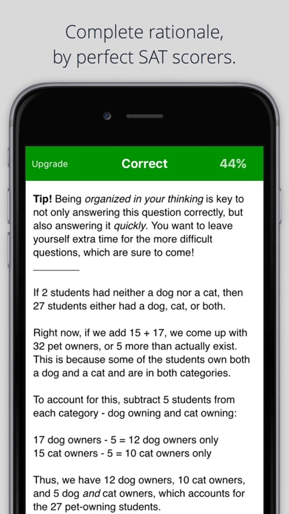 SAT English & Math TestBank