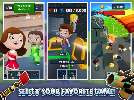 My Town World of Games screenshot 9