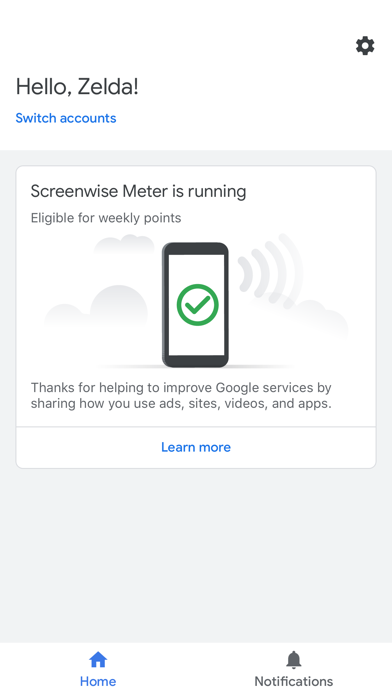 Screenwise Meter screenshot 1