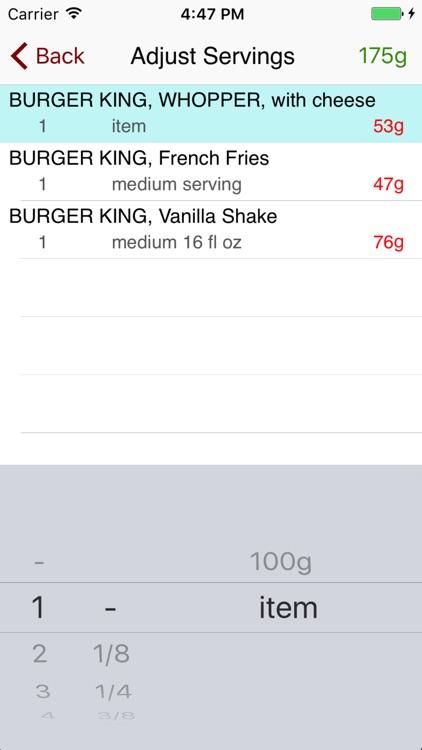 Diabetes:360 screenshot-3
